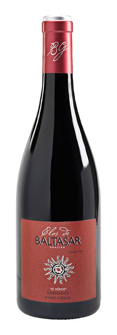 Baltasar Gracián Garnacha Viñas Viejas | Bodegas San Alejandro
