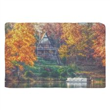 House on the Lake Scarf