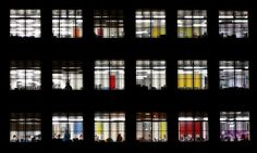 Readers' travel photo competition: November – work  Michael Sutherland, runner-up Having been forced to walk home due to problems on the tube, an otherwise cold and miserable London commute was brightened up by the site of this office block across the Thames. The colourful doors against the black and white immediately caught my attention and made me smile