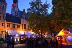 Zeeland Nazomer Festival in Middelburg