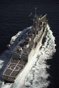 MaritimeQuest - HMAS Darwin FFG-04 Page 5
