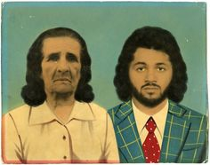 The Lost Art of Brazilian Photograph Painting