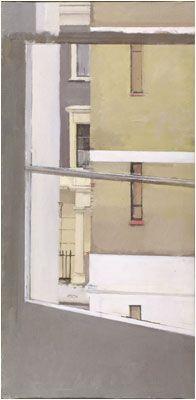 My Studio Window, Moreton Terrace (Patrick George)
