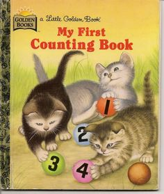 Little Golden Book My First Counting Book