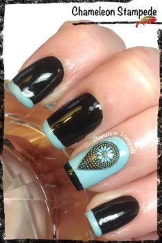 3D nail decorations