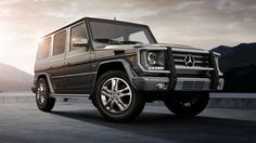 MERCEDES BENZ 2014 G CLASS SUV. Love this!!