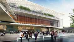 SOM | Moscone Center Expansion and Improvement