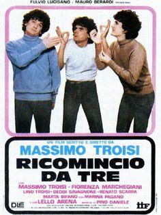 1982 Meilleur Premier Film Massimo TROISI 1982 Meilleur Révélation Acteur Massimo TROISI