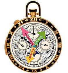 Clock invite from SnowyBliss