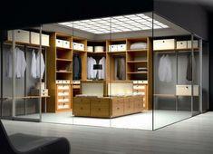 Den Kleiderschrank intelligent organisieren: 50 Pläne und Lagerideen