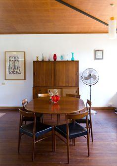 AF Dawson residence, Mid Century home in Tarragindi, Brisbane - Photo by Elizabeth Santillan www.walkamongthehomes.com.au