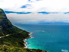 Coast of Cape Town, South Africa by Willy Sanjuan