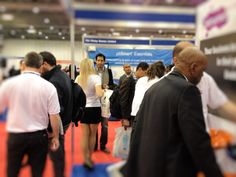 The Business Show at the Excel Exhibition Centre in May 2012