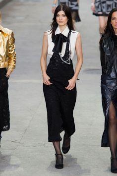 Chanel // Paris Fashion Week Spring 2015