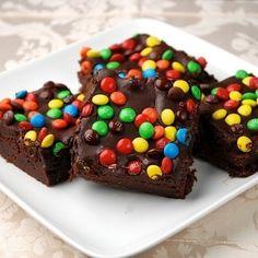 Browniess. Yumm.