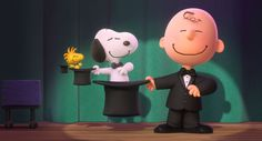 EXCLUSIVE: Get a First-Look at these Adorable Images from 'The Peanuts Movie' | Fandango
