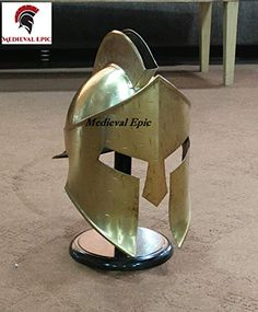 Medieval Epic king spartan helmet Medieval Epic Helmet Brands, Spartan Helmet, Knight Armor, Sell On Amazon, Medieval, King, This Or That Questions, Tattoos, Clothes