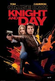"Knight and Day on DVD November 2010 starring Tom Cruise, Cameron Diaz, Maggie Grace, Marc Blucas. Tom Cruise and Cameron Diaz star in the action-comedy ""Knight and Day"". Streaming Movies, Hd Movies, Movies To Watch, Movies Online, Movies And Tv Shows, Movie Tv, Hd Streaming, Horror Movies, Tom Cruise"