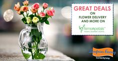 Flat 15% off on purchases made from @FernsNpetals!  Use the free code here : http://www.couponcanny.in/ferns-n-petals-coupons/