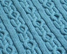 Carrick jumper from Rowan Softknit Cotton collection http://www.knitrowan.com/designs-and-patterns/patterns/carrick