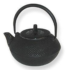 Japanese Tetsubin Black Hobnail Cast Iron Teapot * You can get more details by clicking on the image.Note:It is affiliate link to Amazon.