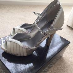 RSVP heels Excellent condition RSVP Shoes Sandals