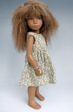 Bettina: one of a kind ooak customized Sasha doll by AllegroMelody