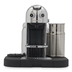 Nespresso B520 Gran Maestria Espresso Maker, Chrome >>> This is an Amazon Affiliate link. You can find more details by visiting the image link.