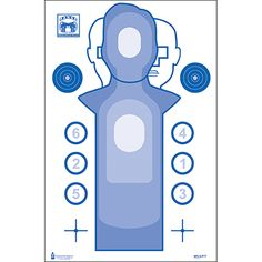 Minneapolis (MN) PD Practice Target
