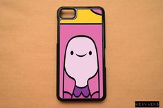 Adventure Time  Princess Bubble Gum Blackberry Z10 by Heavaens, $11.99