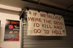 James Hetfield, metallica, and lars ulrich image