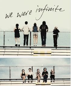"""""""We accept the love we think we deserve"""" The Perks of being a Wallflower"""