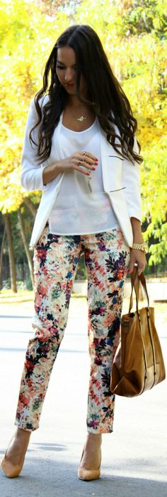Autumn Leaves by Styleandblog.com