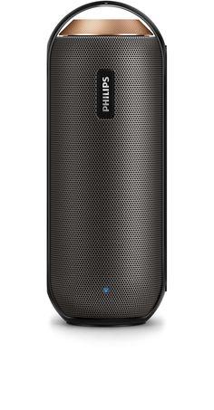 Philips BT6050B portable Bluetooth speaker Surround Sound Speakers, Surround Sound Systems, Audio Design, Speaker Design, Bike Light, Audio Sound, Bluetooth Speakers, Technology Gadgets, Appliance