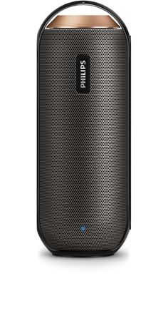 Philips BT6050B portable Bluetooth speaker
