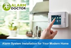 Alarm System Installation for Your Modern Home