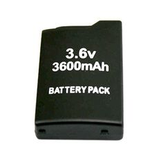 3.6V 3600Mah Battery Pack For Sony Psp 1000, 2015 Amazon Top Rated Batteries & Chargers #VideoGames