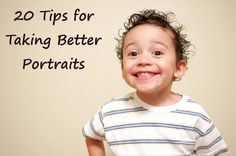 20 Tips for Taking Better Portraits | Backdrop Express Photography Blog