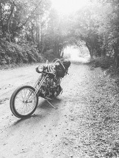 Motorcycles make my heart beat