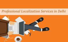 Professional Localization Services in Delhi