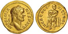 NumisBids: Nomisma Spa Auction 50, Lot 33 : ROMA IMPERO Massimiano (283-305) Aureo (Treveri) Testa laureata a d....