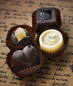 Dark & White Chocolates