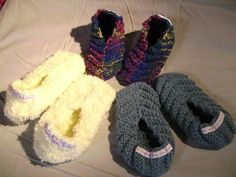 Bild0034 Crochet, Slippers, Accessories, Shoes, Fashion, Socks, Moda, Zapatos, Shoes Outlet