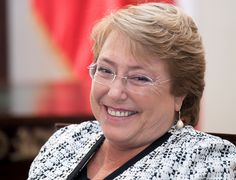 The world's most powerful working mothers: Michelle Bachelet. The president of Chile has also served as the executive director of the United Nations Entity for Gender Equality and the Empowerment of Women (UN Women). In her 20s, she was forced to exile. Bachelet returned to her home country after getting married to Jorge Leopoldo Dávalos Cartes, with whom she has two children. She has a daughter from her relationship with physician Aníbal Hernán Henríquez Marich.