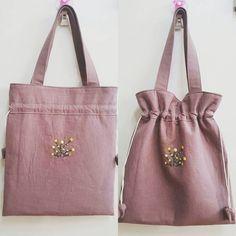 Image Article – Page 331507222571375705 Handmade Handbags, Handmade Bags, Diy Tote Bag, Jute Tote Bags, Embroidery Bags, Linen Bag, Bag Patterns To Sew, Fabric Bags, Cloth Bags