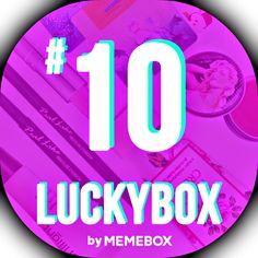 MEMEBOX #10! MY FIRST MEMEBOX UNBOXING =) <3 *SPOILER ALERT*