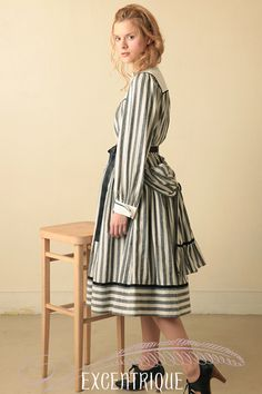 some of excentrique's spring 2012 collection, 'victorian melancholy'. http://www.excentrique.biz/