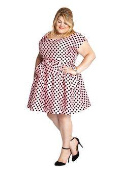 The Nicolette Dress | Mod Retro Vintage Dresses | ModCloth.com