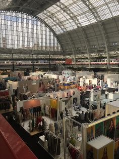 Pure London Trade Show.