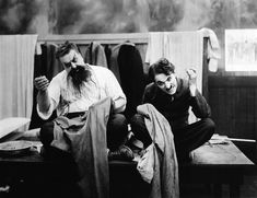 The Count (1916) - Charlie Chaplin as the Tailor's Apprentice.